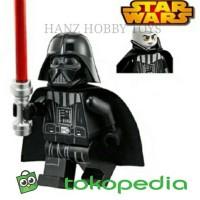 LEGO MINI FIGURE STAR WARS DARTH VADER VER 2