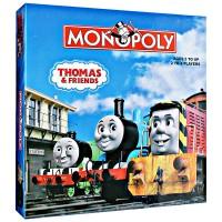 Jual Monopoly Junior Thomas And Friends - Mainan Monopoli Murah