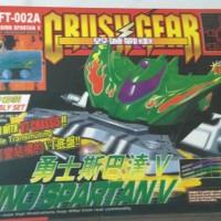 Aicomo Crush Gear
