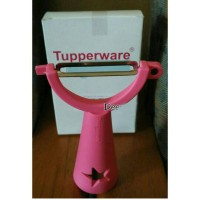 Vegetable Peeler Pink Tupperware