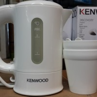 KENWOOD ELECTRIC TRAVEL KETTLE JKP250 MINI TEKO LISTRIK 0.5L 650W