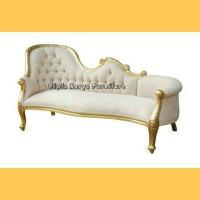Sofa Kursi Meja Tamu Classic Luxury Living Room Furniture Gold