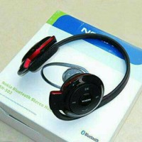 Headset Bluetooth Nokia BH-503 ,Handfree Stereo (Bando) Murah