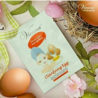 Vienna Face Mask Peel Off Clarifying Egg 15ml