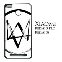Games Series_ Wathc Dogs Logo 0076 Casing for Xiaomi Redmi 3S | 3 Pro