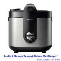 Jual Philips HD3128 Rice Cooker Jar Pro Ceramic 2 Liter - Magic Com HD 3128 Murah