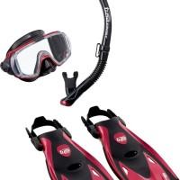 Snorkeling Set TUSA Visio Tri- Ex