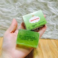 Sabun Melon Box BPOM / Lightening Soap / Sabun Walet Hijau