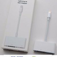 Apple Lightning To VGA Adapter Original Limited