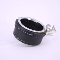 Adapter Nikon G Lens To Canon EOS M Body (Aperture Control)