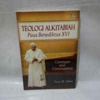 TEOLOGI ALKITABIAH PAUS BENEDIKTUS XVI