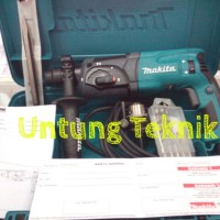 Mesin Bor Hammer Drill Makita HR 2470 Limited