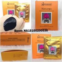 Naturgo BPOM / Hanasui Naturgo / Masker Lumpur 100% Original