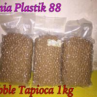 bubble tapioca pearl / topping bubble drink 1kg / minuman milktea boba