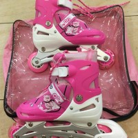 Jual Ready Sepatu Roda Anak Warna Lengkap / Inline Skate Murah