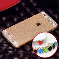 Crystal Gold Case Cover for iPhone 5 5S