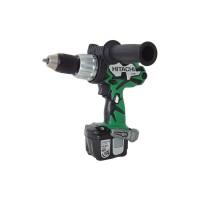 Bor Listrik Cordless Impact Driver Drill 13mm Hitachi DS 14DL