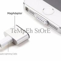 EKSKLUSIF Kabel Data USB Charger Magnet IPHONE / Magnetic Lightning ca