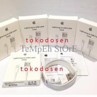 TERBAIK Kabel Data Lightning Apple Iphone 5 6 6s 6+ 6s+ Ipad 4 Mini Ai