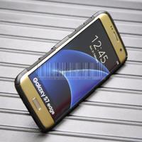 MURAH Samsung Galaxy S7 Edge Future Armor w Holster Case ( Dual Layer