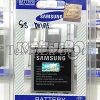 PALING DICARI Baterai / Batre Samsung Galaxy S3 Mini i8190 100% Origin