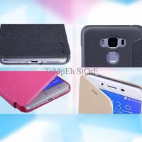 MENARIK Flip Case Nillkin Asus Zenfone 3 Max 5.5 (ZC553KL) Sparkle Ser