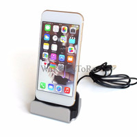 EKSKLUSIF Charger + SYNC DOCK Iphone 5. Iphone 6 DISKON