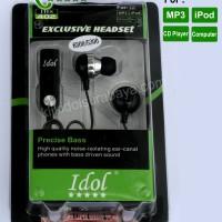 harga Hf Idol Ihs 402 Bb Exclusive Headseat Tokopedia.com