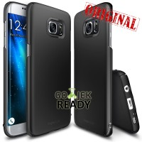 Rearth Ringke Galaxy S7 Edge Case Slim - Black