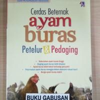 BUKU CERDAS BETERNAK AYAM BURAS PETELUR & PEDAGING ORI r5