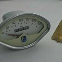 harga Speedometer Vespa Tahun Tua Vbb Tokopedia.com