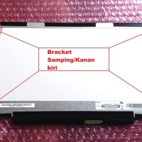 Layar LED LCD Laptop Lenovo Ideapad S210 S215 Series