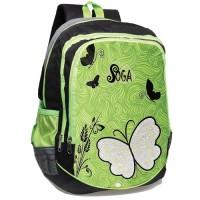 Tas anak wanita terbaru-tas gendong ransel hijau bsm murah perempuan