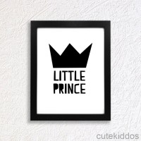 Hiasan Dinding Lucu - Little Prince - Dekorasi Kamar Anak