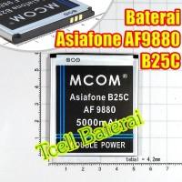 Baterai Asiafone AF9880 B25C , MCom
