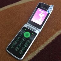 Sony Ericsson T707 Rare Item