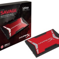 "SSD Kingston HyperX Savage SHSS37A / 120G 2.5"" 120GB"