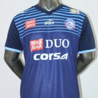 Jersey Arema FC Home Piala Presiden Lokal 17/18