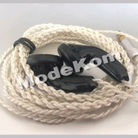 Custom Earphone DIY Earbud 300 Ohm High Impedance Diskon