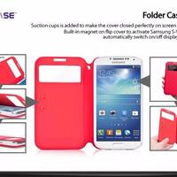 Original CAPDASE Folder Case Sider id Baco Samsung Galaxy Mega 6.3 ||