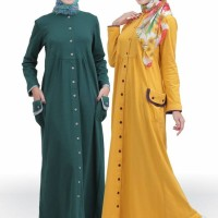 Gamis Elif GE 13 / Dress Muslim Murah