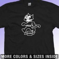 T-Shirt Kaos Felix Chevrolet