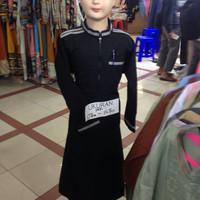 Jubah Gamis Arab model AL habsi anak-anak