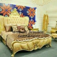 bed gold klasik