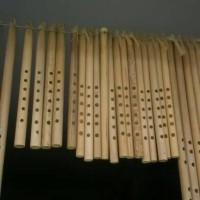 suling bambu sunda lubang 6 & 4 (standar)