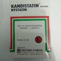 Kandistatin Drop - Obat Sariawan