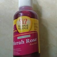 Pewarna Pink/Merah Rose+Koepoe Koepoe 30ml+Pewarna Makanan Aman
