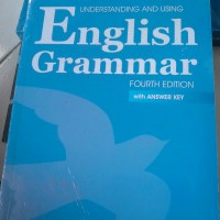 Buku Understanding and Using English Grammar. Betty Azar