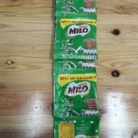 Nestle Milo 3 in 1 Active Go 18Gram (isi 10 + Gratis 1)