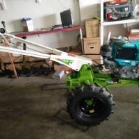 Traktor tangan bajak sawah quick impala